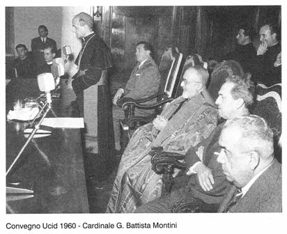 Ucid 1960 - Cardinale Montini